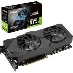 Asus Nvidia RTX 2080 Super EVO V2 OC Edition 8GBGDDR6 Dual Fan HDMI 2.0b x1 DP1.4 x3 HDCP 2.2 8pin x2 Black