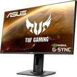 TUF Gaming VG279QM 27in Full HD Gaming LCD Monitor - 16:9 - In-plane Switching (IPS) Technology - 1920 x 1080 - 16.7 Million Colors - Adaptive Sync - 400 Nit Maximum - 1 ms GTG - 240 Hz
