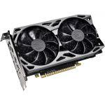 EVGA 04G-P4-1257-KR GeForce GTX 1650 SC Ultra Gaming 4GB GDDR6 Dual Fan Metal Backplate
