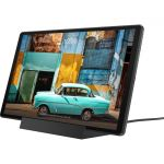 Lenovo Smart Tab M10 TB-X606F ZA5W0097US Tablet - 10.3in - 4 GB RAM - 128 GB Storage - Android 9.0 Pie - Iron Gray - MediaTek Helio P22T SoC - ARM Cortex A53 Octa-core (8 Core) 2.30 GHz