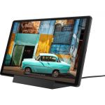 Lenovo Smart Tab M10 TB-X606F ZA5W0146US Tablet - 10.3in WUXGA - 4 GB RAM - 64 GB Storage - Android 9.0 Pie - Iron Gray - MediaTek Helio P22T SoC - ARM Cortex A53 Octa-core (8 Core) 2.3