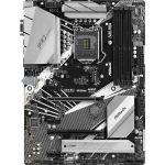 ASRock Z490 PRO4 ATX Motherboard Intel 10th Gen CPU LGA 1200 DDR4 4400MHz (Max 128GB) USB 3.2. Gen 2 2x M.2 Slots