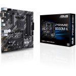 Asus PRIME B550M-K mATX Motherboard Ryzen 3rd Gen Socket AM4 B550 Chipset DDR4 4800 (Max 128GB) Dual M.2 Slots USB 3.2 Gen 2