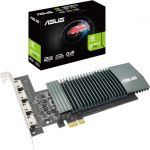 ASUS GT710-4H-SL-2GD5 GeForce GT710 Graphics Card 2GB GDDR5 Single Slot Passive Cooling 4x HDMI