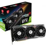 MSI G3060GXT12 GeForce RTX 3060 GAMING X TRIO Graphics Card 12GB GDDR6 3x DisplayPort 1.4a 1x HDMI 2.1 PCI Express 4.0
