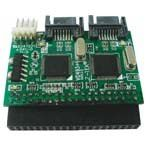 #WH157 IDE to 2*SATA Adapter