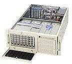 ^Supermicro CSE-743TQ-1200B-SQ Rack-mountable Black 4U 11x Bay 3x Fan 1.20kW PS