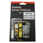 Comkia 2pack Ultra Clear Screen Protector forSamsung Galaxy Note 4