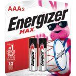 Energizer E92BP-2 EVEREADY AAA-2pk