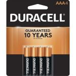 Duracell Ultra AAA Battery 4-Pack (DUR63001)