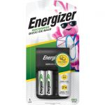 Energizer Recharge Basic Charger for NiMH Rechargable AA and AAA Batteries