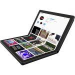 Lenovo ThinkPad X1 Fold 20RK000NUS Tablet - 13.3in QXGA - Core i5 i5-L16G7 Penta-core (5 Core) 1.40 GHz - 8 GB RAM - 512 GB SSD - Windows 10 Pro 64-bit - Black - Intel SoC - 2048 x 1536