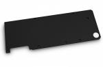 EKWB EK-Quantum Vector XC3 RTX 3080/3090 Backplate Black
