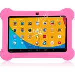 Zeepad Tablet - 7in HD - Cortex A7 Quad-core (4 Core) 1.60 GHz - 1 GB RAM - 16 GB Storage - Android 4.4 KitKat - Pink - Allwinner A33 SoC - 32 GB Supported - 1024 x 600 - 300 Kilopixel