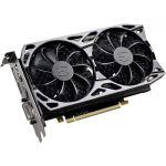 EVGA 04G-P4-1357-KR GeForce GTX1650 SUPER SC ULTRA GAMING 4GB GDDR6 Dual Fan Metal Backplate