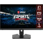 MSI Optix MAG274R 27in FHD 1920x1080 144Hz 1ms 300nits 1000:1 IPS Gaming Monitor 100000000:1 HDMI - DisplayPort - USB Type C