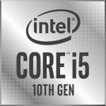 Intel Core i5-10600KF 4.1GHz 6C/12T Processor125W TDP Intel Turbo Boost 4.8GHz BX8070110600KF