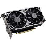 EVGA 06G-P4-1067-KR GeForce GTX 1660 SC ULTRA GAMING 6GB GDDR5 Dual Fan Metal Backplate
