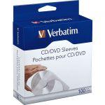Verbatim 49976 CD/DVD Sleeve 100pk