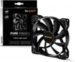 be quiet! BL081 Pure Wings 2 120mm PWM High-SpeedFan Black