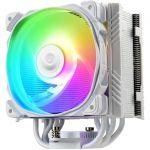 Enermax ETS-T50A-W-ARGB Axe Addressable RGB CPUCooler Intel/AMD 120mm PWM Fan White
