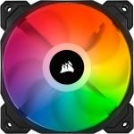 Corsair CO-9050093-WW SP120 RGB PRO 120mm RGB ProPerformance LED Fan 1400RPM 3-Pin Single Pack