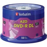 Verbatim 97000 DVD+R DL AZO 8x 8.50GB 50 disc