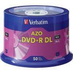 Verbatim 97000 DVD+R DL AZO 8x 8.50GB 50 disc