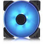 Fractal Design FD-FAN-PRI-SL14-BU Prisma SL-14140mm Case Fan 3-pin 1000rpm 63.33CFM 19.4dBA Blue LEDs