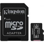 Kingston SDCS2/32GB 32GB Canvas Select Plus microSD Card Class 10 UHS-I microSDHC