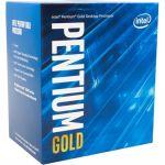 Intel Pentium Gold G6600 Desktop Processor 4 Core4.2GHz LGA1200 58W Intel UHD Graphics 630 BX80701G6600