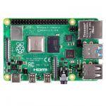 Raspberry Pi 4 PI4-4GB-STR32F-C4-BLK Starter Kit 4GB