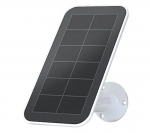 Arlo VMA5600-10000S Solar Panel Charger for ArloUltra/Pro 3 Security Cameras White/Black