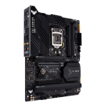 ASUS TUF Gaming Z590-Plus ATX Motherboard Intel11th/10th Generation LGA 1200 Max 128GB DDR4 5000 MHz PCIe 4.0 3x M.2