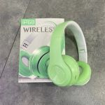 Wireless HeadphonesGreen