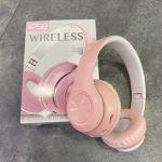 Wireless HeadphonesPink
