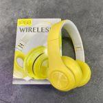 Wireless HeadphonesYellow