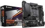 Gigabyte B550M AORUS PRO-P Micro-ATX Motherboard AMD Socket AM4 Ryzen CPU Supported MAX 128GB DDR4 PCI Express 4.0