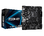 ASRock B550M-HDV mATX Motherboard Socket AM4 Ryzen 3rd Gen DDR4 4733 (Max 64GB) 1x M.2 Slot USB 3.2 Gen 1 Gigabit LAN