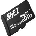 this is engineering SHIFT RED 32 GB UHS-I (U1) microSDHC - 30 MB/s Read - 10 MB/s Write - 12 Month Warranty