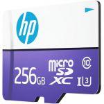 HP mx330 256 GB Class 10/UHS-I (U3) microSDXC - 100 MB/s Read - 2 Year Warranty