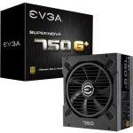 EVGA 120-GP-0750-X1 SuperNOVA 750 G1+ Power Supply 80 Plus Gold Fully Modular