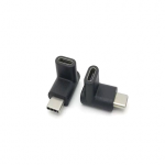 USB-C Male to Female Right Angle Adapter