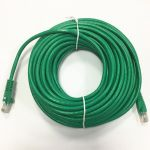 CAT5e Straight Patch 350MHz Network Cable 50' GREEN