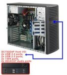 Supermicro CSE-732D4F-903B Desktop 900W Power Supply Black