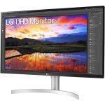 LG 32BN67U-B 31.5in HDR10 IPS UHD 4K Monitor3840x2160 AMD FreeSync 2x 5W Speakers 2x HDMI 2.2 1x DisplayPort 1.4