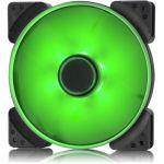Fractal Design FD-FAN-PRI-SL14-GN Prisma SL-14140mm Case Fan 3-pin 1000rpm 63.33CFM 19.4dBA Green LEDs