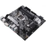 Asus Prime H470M-Plus mATX Motherboard Intel 10th Gen CPU LGA 1200 DDR4 2933MHz (up to 128GB) 2x M.2 Slots USB 3.2 Gen 2 Gig