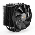 be quiet! BK021 Dark Rock 4 CPU Cooler 200W TDP Intel LGA 1150 / 1155 / 1156 / 1366 / LGA2011(-3) Square ILM &