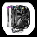 DEEPCOOL AS500 CPU Air Cooler 140mm PWM FanaRGB Top Cover Slim 48mm Heatsink